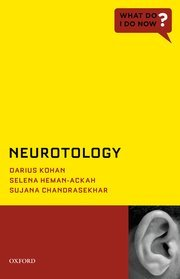 neurotology, what do I do know, book