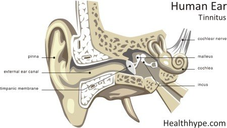 Treatment For Ringing In Ears And Dizziness