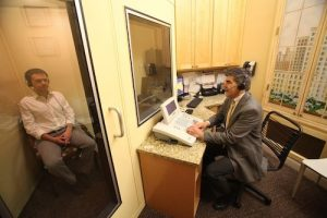 cochlear implant candidacy audiology hearing tests