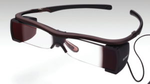 sony-glasses for hearing loss
