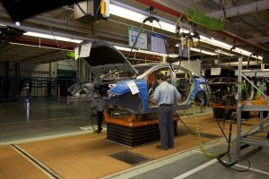 car Manufacturing hearing loss