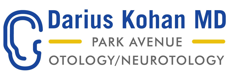 Darius Kohan, MD - Otologist NYC